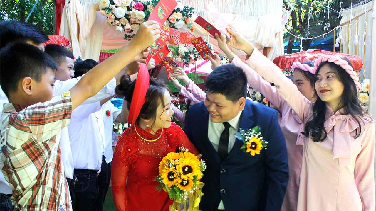 Dịch vụ Chụp ảnh lễ cưới giá rẻ