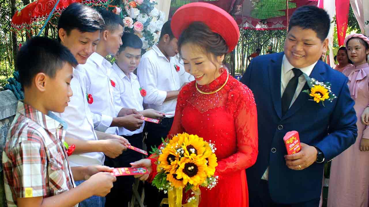 Dịch vụ Chụp hình lễ cưới