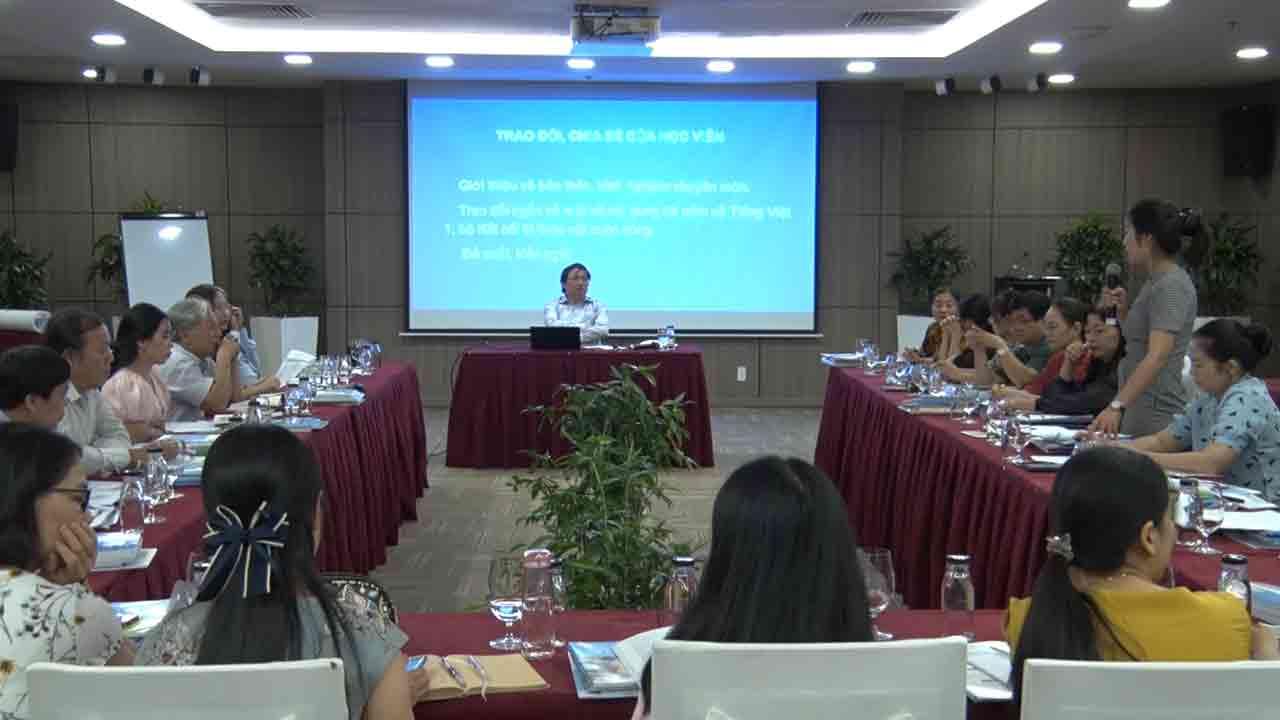 Hội thảo ngành giáo dục