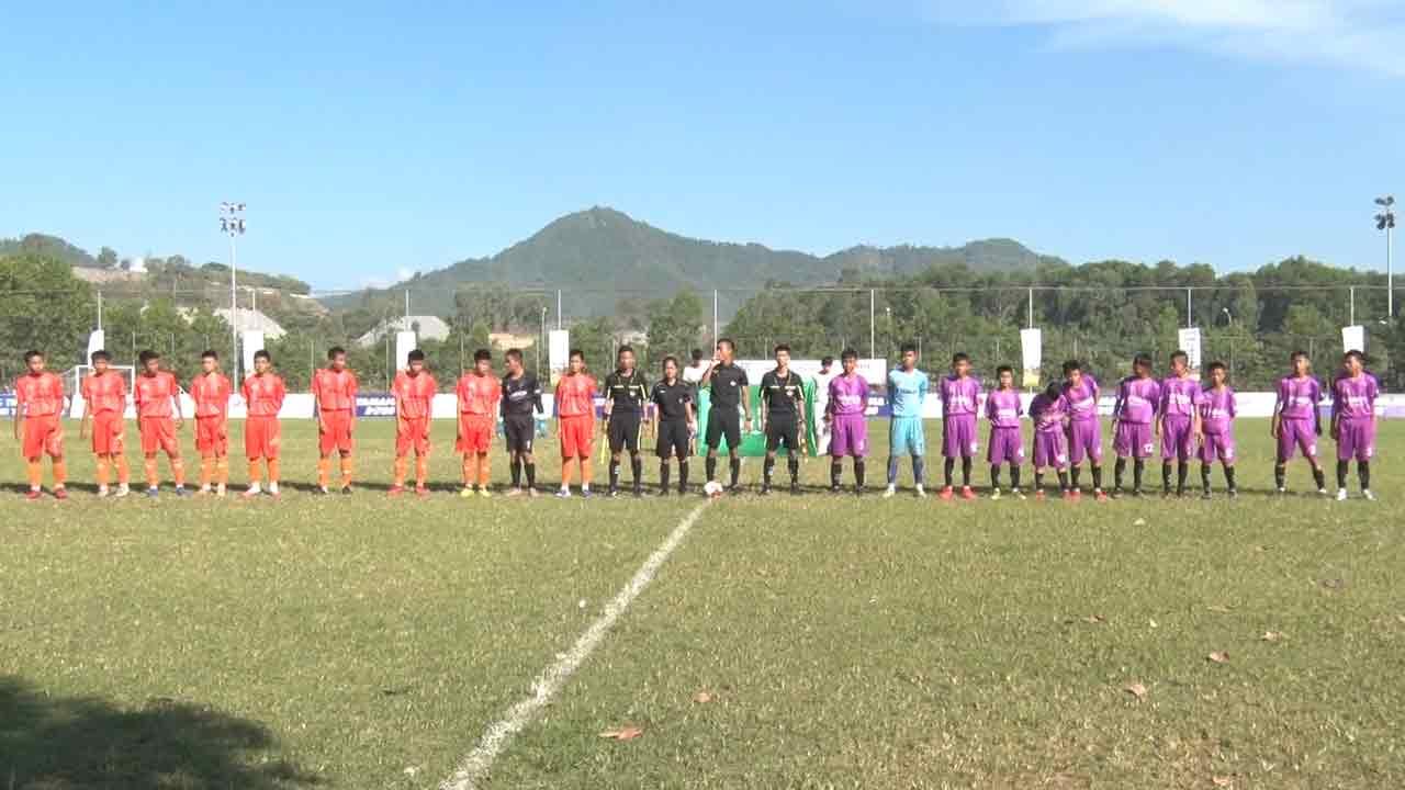 Giải bóng đá U13 Cup Yamaha  2020