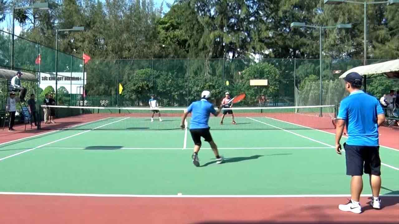 Dịch vụ quay phim Tennis tại Đà Nẵng